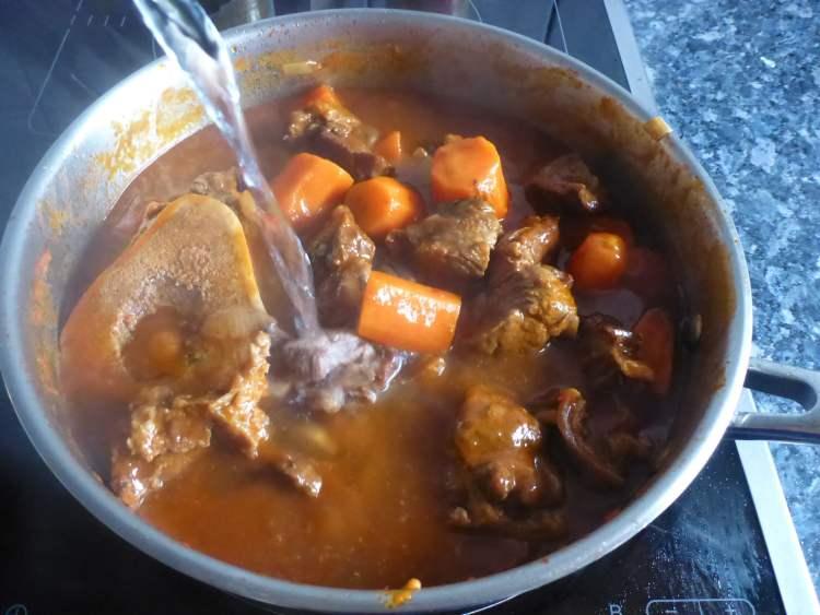 Namibian Beef Stew Recipe Ester Kocht