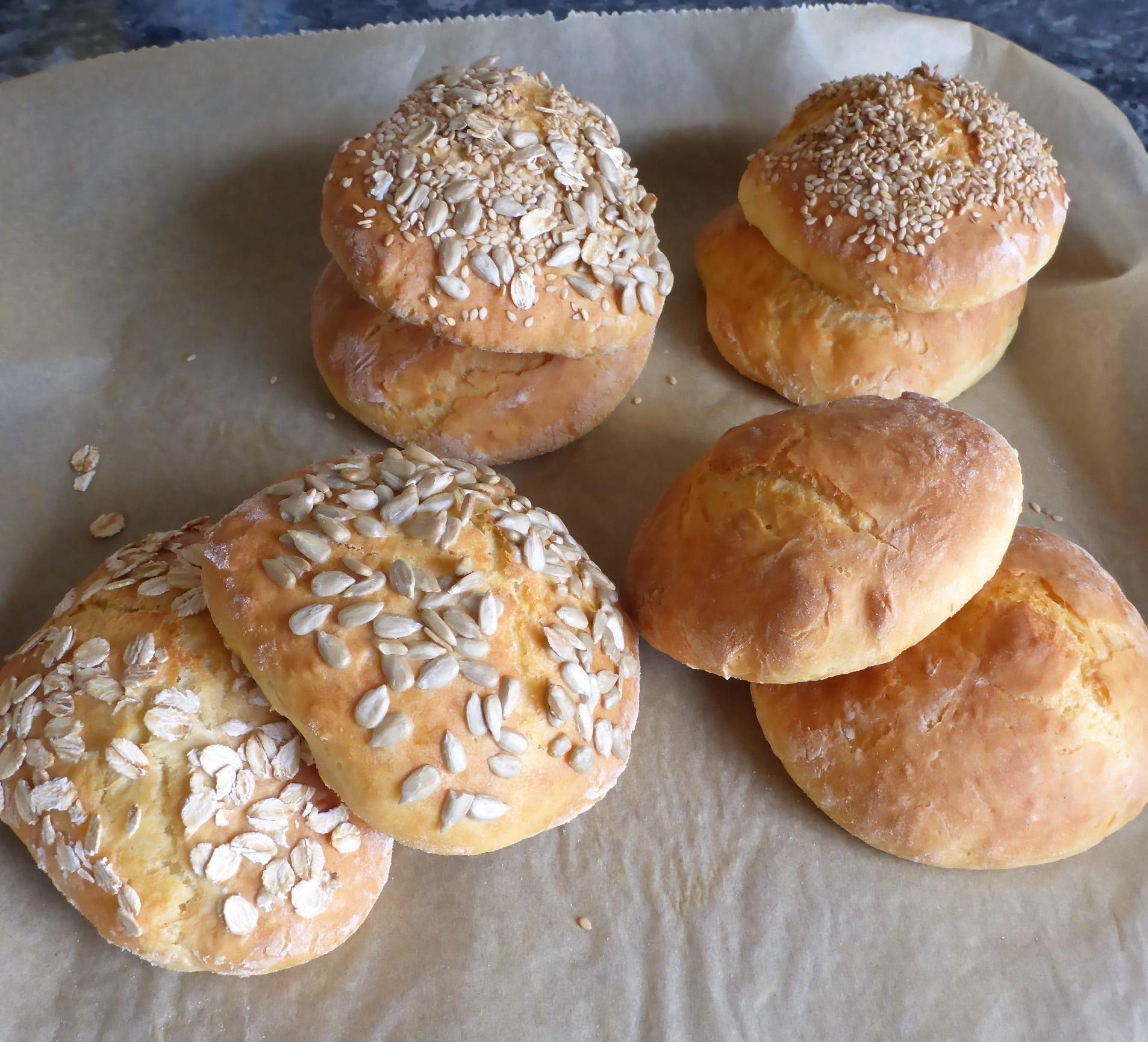 Worlds Best No Yeast Bread Rolls Ester Kocht