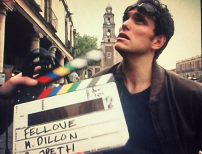 Luca Piattelli premia Matt Dillon