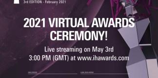International Hairdressing Awards 2021