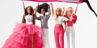 SteamPod 3.0 firmata Barbie