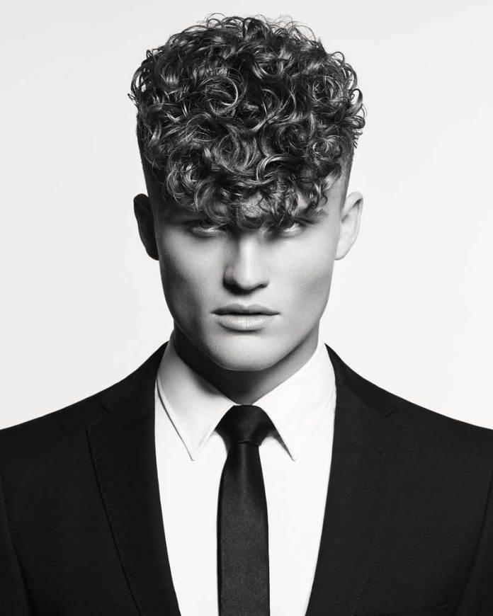 Trending Now: Jim Shaw on Longer Hair for Men