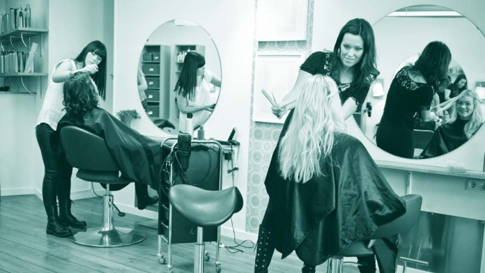 The Hairstylist: An Artist but More Importantly a Businessman