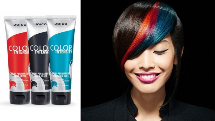 Ride the Mermaid Wave with NEW Joico Color Intensity Mermaid Blue, Fiery Coral & Black Pearl