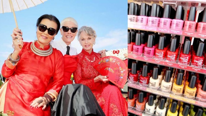 Tippi Hedren & Kieu-Chinh join CND at the 2016 Orange County Tet Festival and Parade