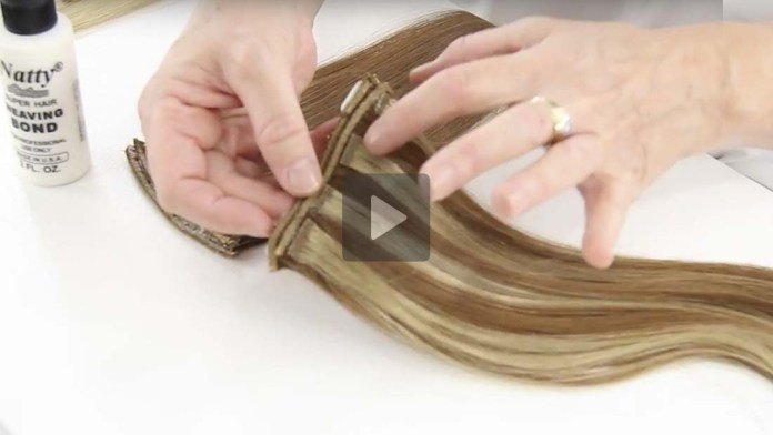 Video Alert! How-To: Customized Clip-In Extensions by Ruth Roche
