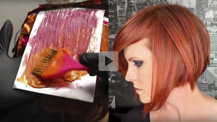 Video Alert! Learn How To Create an Outstanding Red Head with Guy Tang