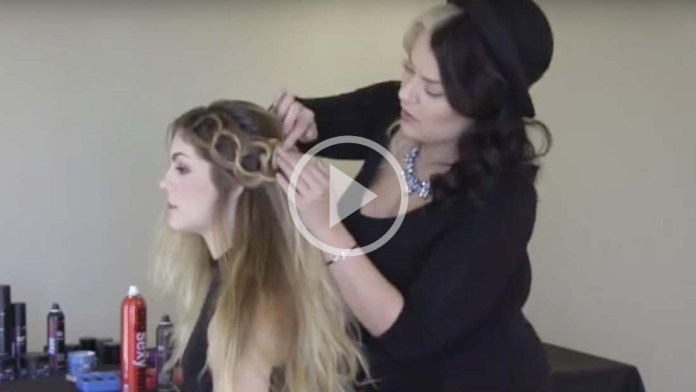 Video Alert! How To Create a Shoelace Braid with Meaghan Masterson