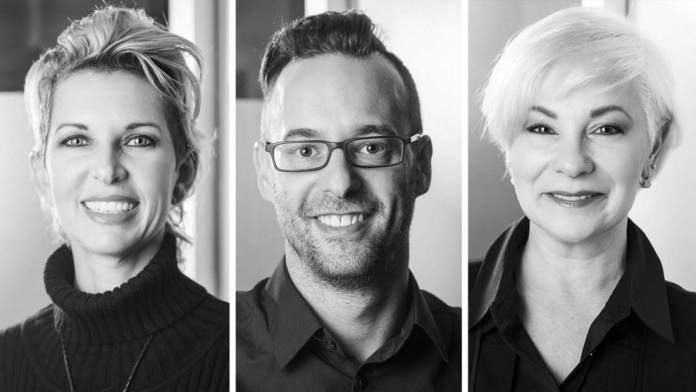 Goldwell KMS California Academy expands its Team with the addition of 3 Top Industry Stylists
