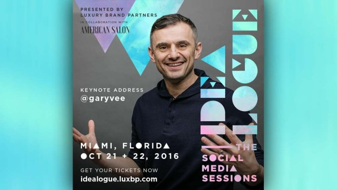 Luxury Brand Partners announces Idealogue: The Social Media Sessions feat. Gary Vaynerchuk