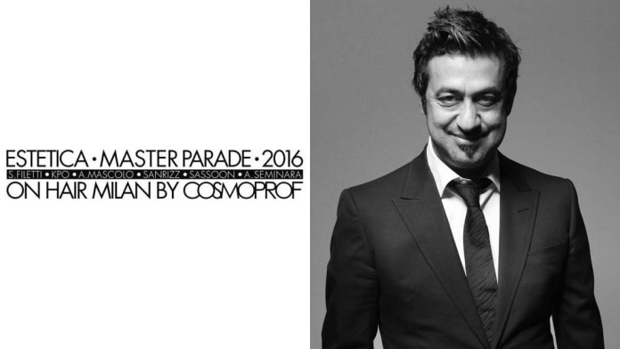 Industry Legend Anthony Mascolo to Star at Estetica Master Parade 2016