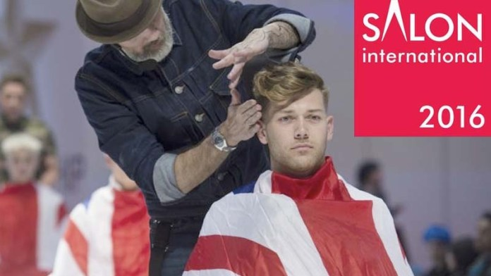 Live Barbering! Salon International launches HJ Men's Stage for 2016