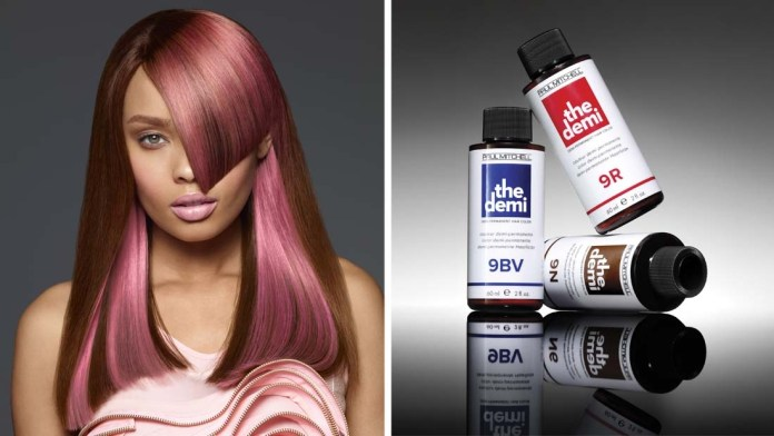 Introducing Paul Mitchell's The Demi – a Perfect Fusion of Shine, Condition and Coverage