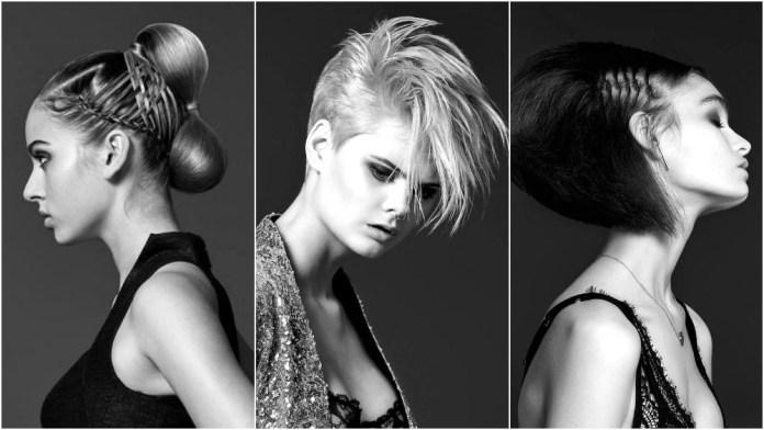 Dark Luminous Allure by Philip Barwick @ Muse Hair