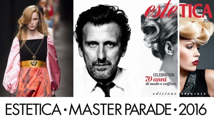 Mark Hayes & Estetica Master Parade: Milan, Fashion Inspiration & Estetica Magazine!