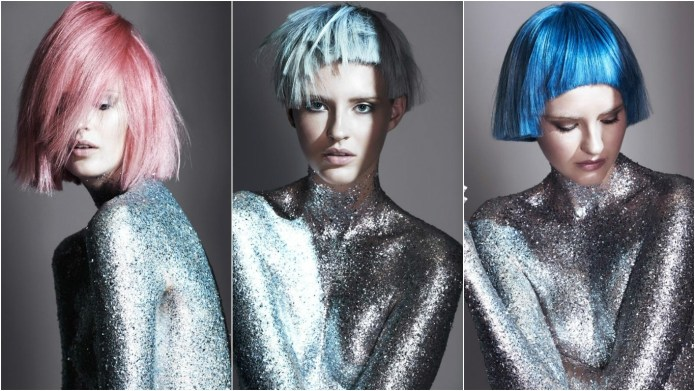 Journey to the Nebula with Mary Alamine @ Royals Hair