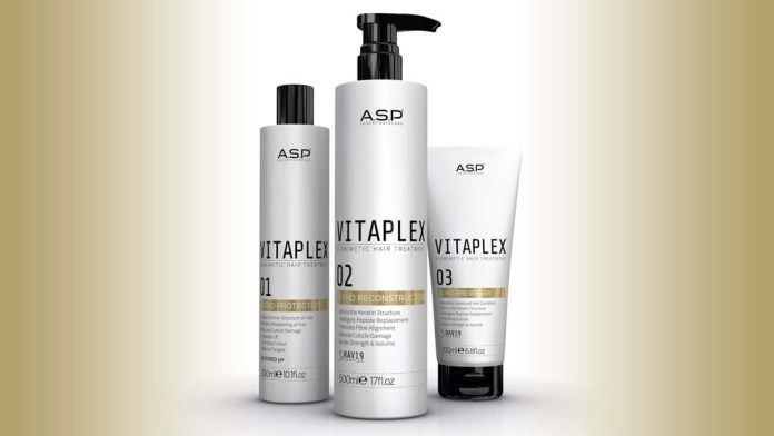 Discover Vitaplex by Affinage Salon Professional, The New Biomimetic Hair Treatment