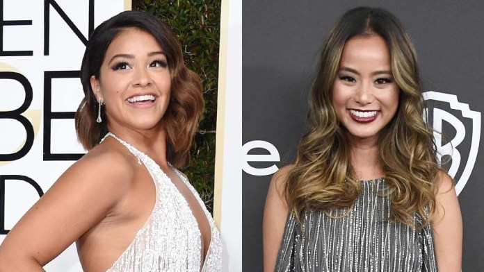 Best in Class! Gina Rodriguez & Jamie Chung Styling How-To's by Joico's Paul Norton