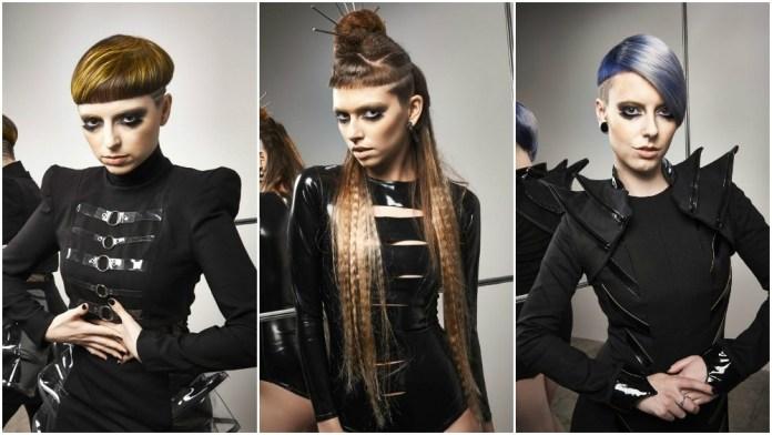 Reflective Mode by Dani Blakeley @ Yoshiko Hair