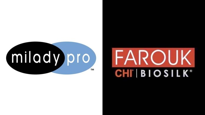 LMCA Engineers Beauty Products License between Milady and Farouk Systems