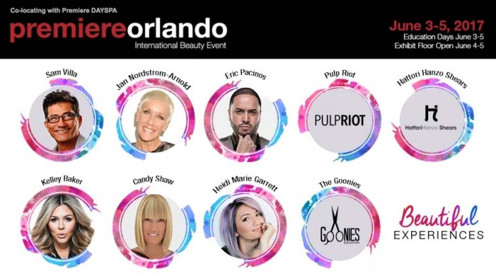 Don't Miss the Most Beautiful Experiences at Premiere Orlando 2017