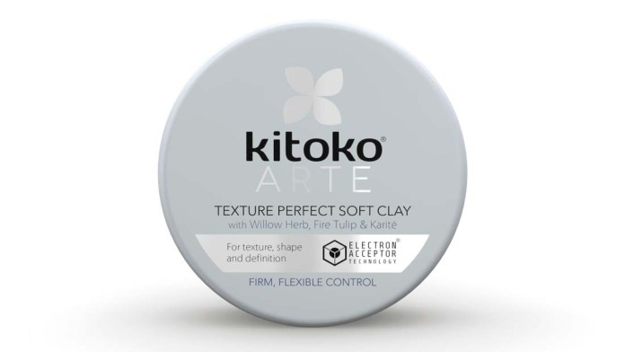 Texture, Shape & Definition: Affinage introduces Kitoko Arte Texture Perfect Soft Clay