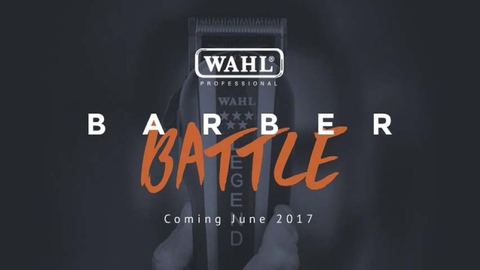 Industry Leader Wahl Professional Hosts First-Ever, Online-Exclusive Barber Battle Competition