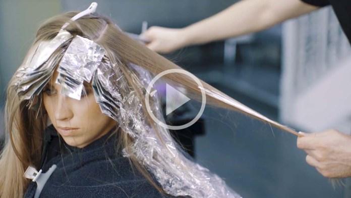 Video Alert! How To: Summer Blonde – Sun Kissed Hair Color Tutorial