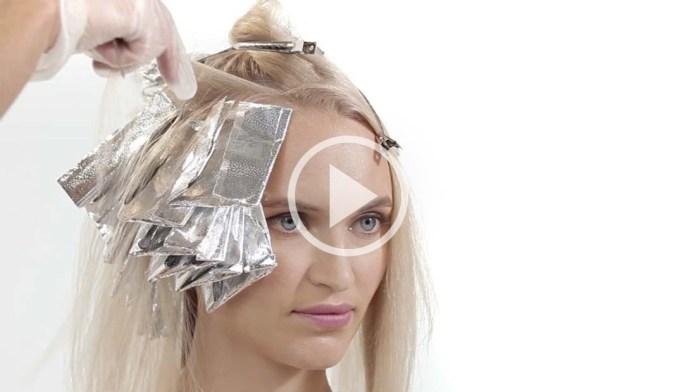 Video Alert! Power Platinum Blonde Tutorial by Celebrity Colorist Denis De Souza
