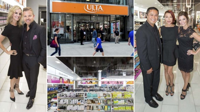 Chicagoland's own ULTA Beauty opens 999th store on Magnificent Mile