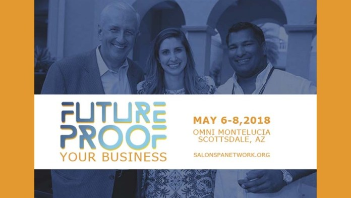 Learn How to 'Future-Proof Your Business' at the International SalonSpa Business Network's 2018 Conference