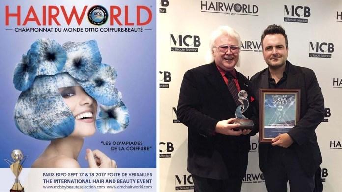 A Winning Streak! OMC Hairworld recognizes Estetica with Best Magazine Award!
