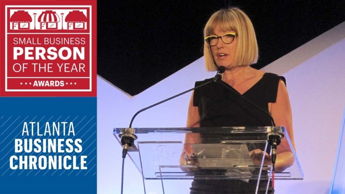 Way To Go Balay Lama! Candy Shaw named Atlanta 'Small Business Person of the Year'