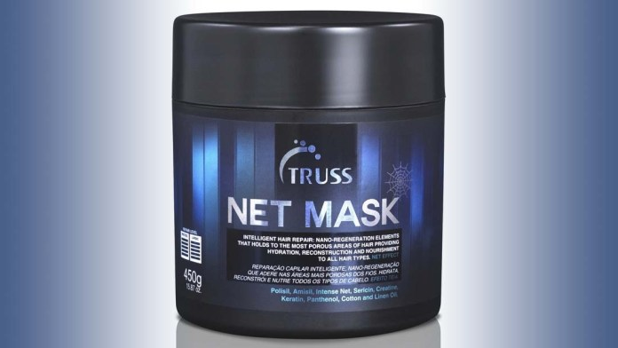 Nanotechnology + Fibers: The Incredible Science behind New Truss Net Mask Hair Repair