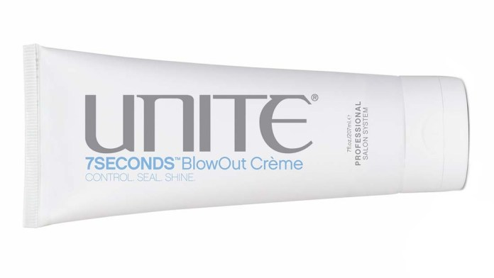 Get Blown Away in 7Seconds! UNITE introduces New 7Seconds BlowOut Crème