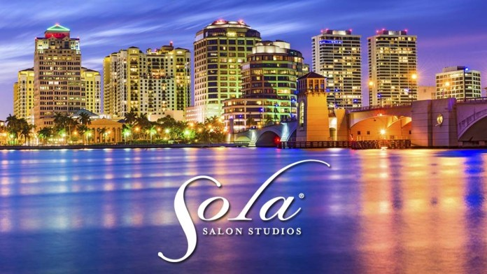 Sola Salon Studios Exclusive Sola Sessions in West Palm Beach announced for April 2018