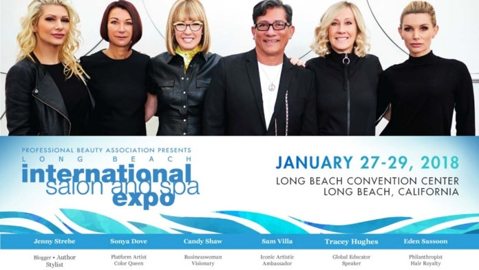 Move Over Boys! Leading Ladies take the Stage at ISSE Long Beach 2018