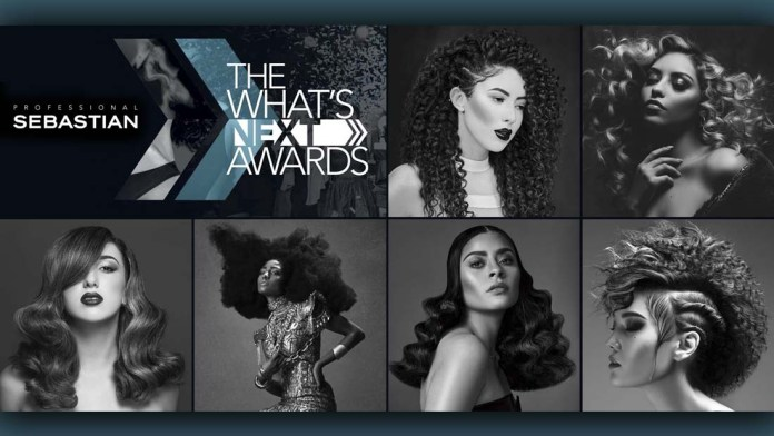 Sebastian Professional announces North American & International Finalists for 2018 What's Next Awards