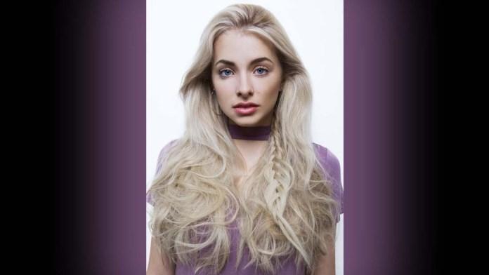 Festival Hair How To: Modern Day Farrah Fawcett Inspired Style