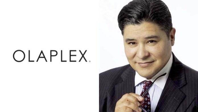 Breaking News! Olaplex appoints Beauty Industry Veteran, Reuben Carranza as President