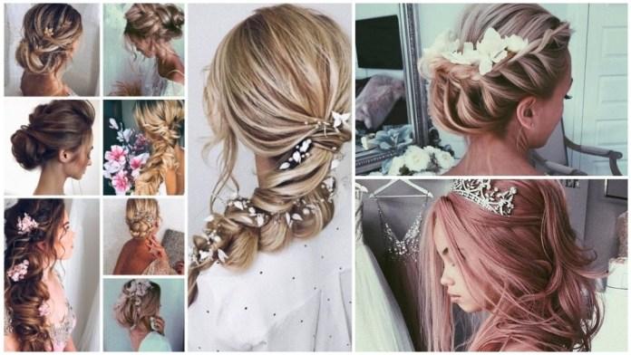 Boho Chic Bridalhair! 30 Wedding Hairstyles to Inspire You
