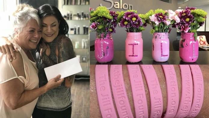 Celebrating Breast Cancer Awareness Month: Spotlight on The Jill Foundation