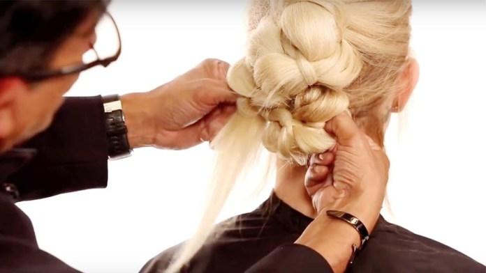 Video Alert! How To: 3 Strand String Braid by Sam Villa