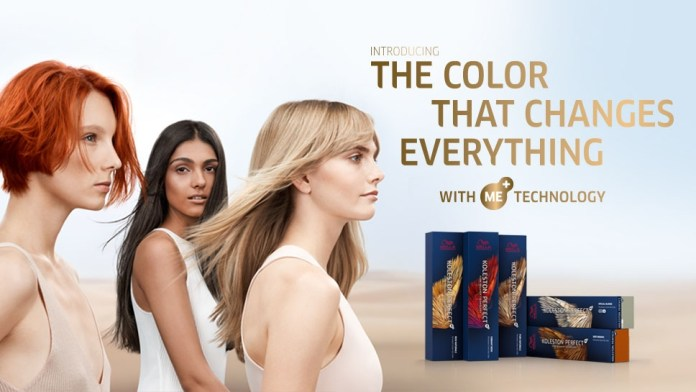 KOLESTON PERFECT with ME+ by Wella Professionals: A Historic Revolution for the Professional Hair Color Industry