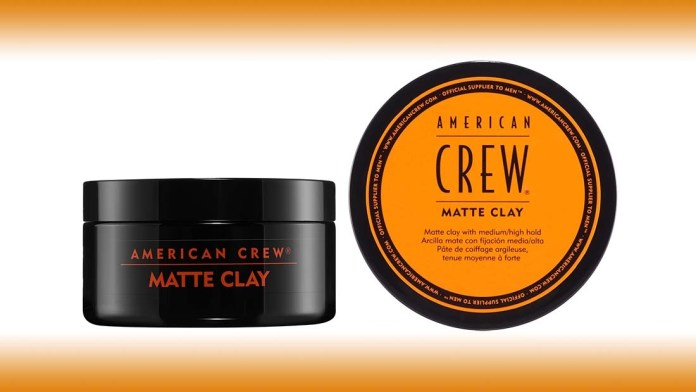 Matte Finish, High Style: Introducing the NEW American Crew Matte Clay