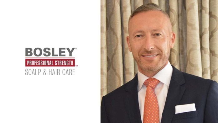 Industry News! Bosley Professional Strength announces New President!