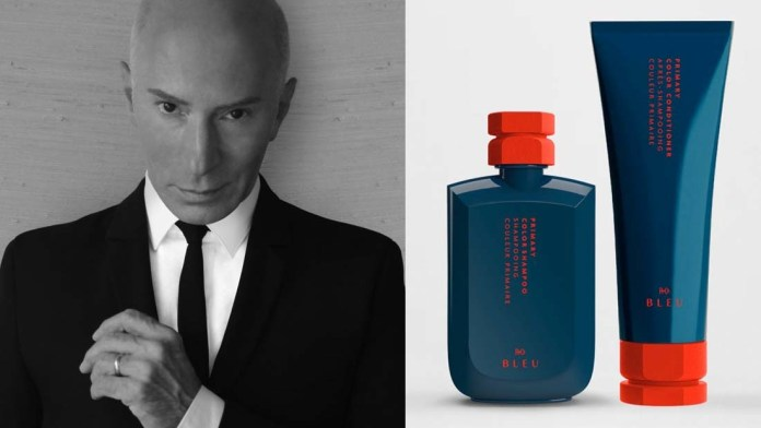 Introducing R+Co Bleu Couture Collection inspired by Hair Legend Garren
