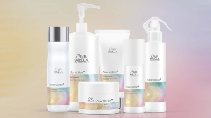 Introducing Wella Professionals ColorMotion+: New Essentials for In-Salon and At-Home Color Care