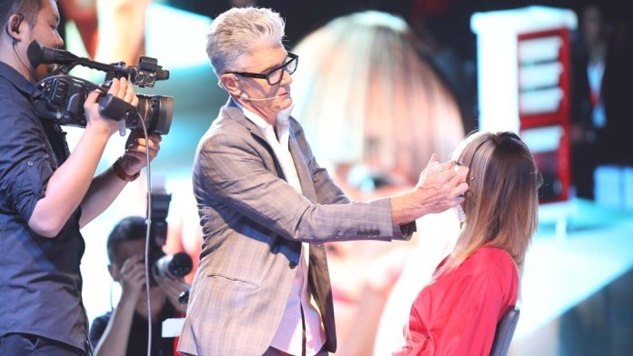 Up Close and Personal with Stephen Moody: Celebrating 40 Years in the Hair Industry
