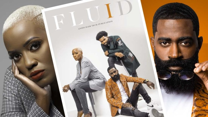 Andis Company releases Fluid Volume Two: Embracing Heritage & The Natural Beauty of Multi-Cultural Textured Hair